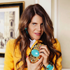 Anna Dello Russo at H&M  Photographer: Magnus Magnusson