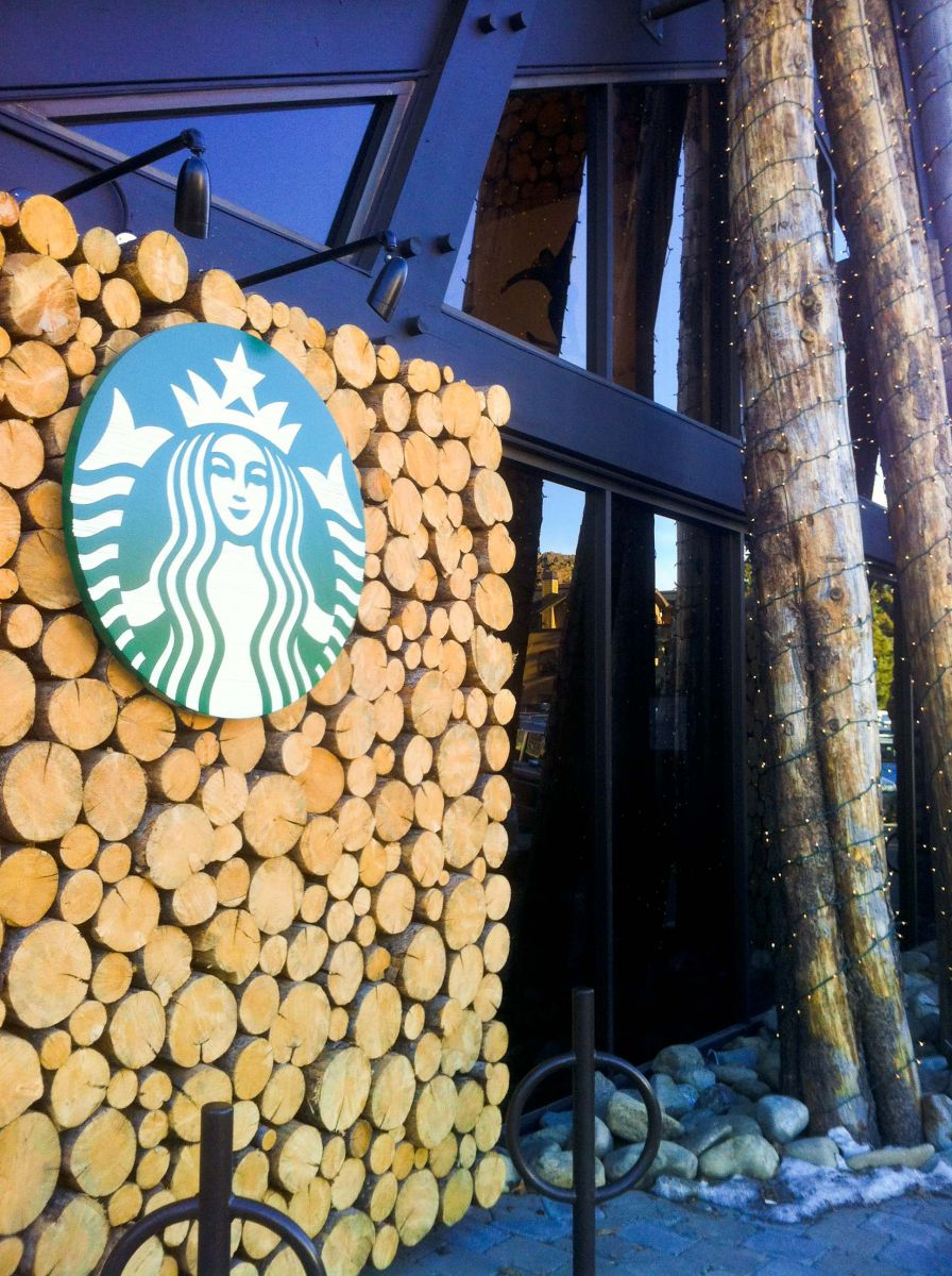 Starbucks SunValley Concept