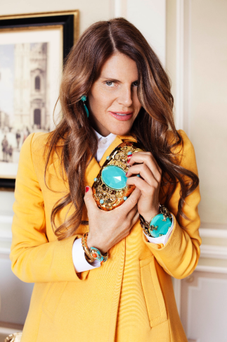 Anna Dello Russo H&M accessories